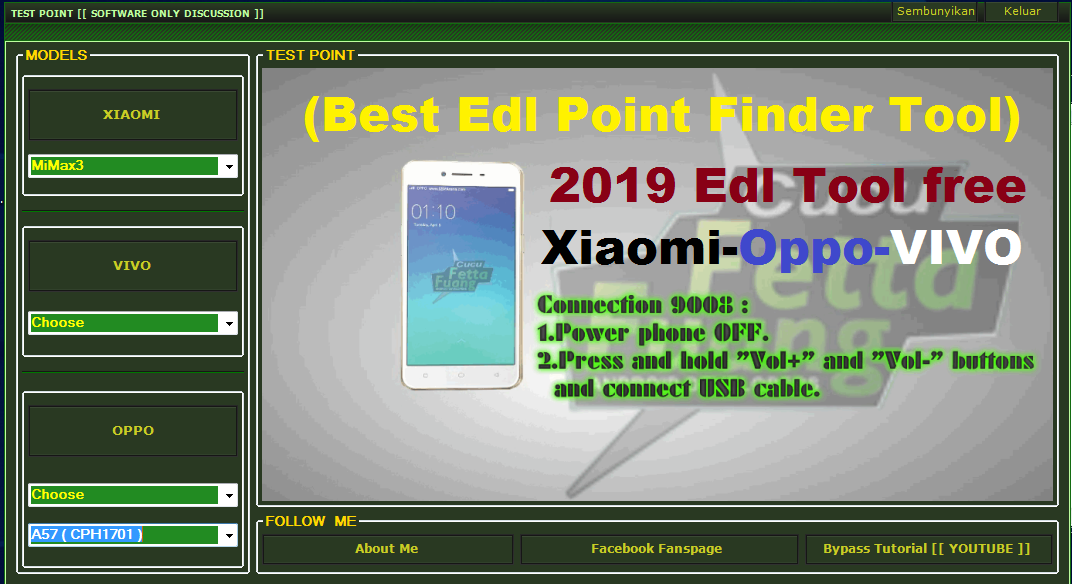 How To Find EDL Point on Qualcomm Android (Best Edl Point